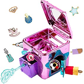 cheap Dress Up & Pretend Play-Creative Jewelry box toys Blind box Lovely Child's for Birthday Gifts and Party Favors