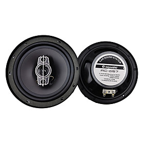 cheap Car Audio-12v car audio speakers 6-inch coaxial horn car audio for universal