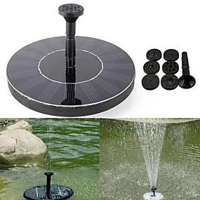 cheap Patio-Solar Water Fountain Solar Fountain Garden Fountain Artificial Outdoor Fountain For Home Family Garden Park Decoration