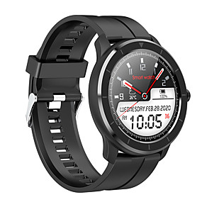 cheap Smart Watches-696 QWT6 Unisex Smartwatch Android iOS Bluetooth Waterproof Heart Rate Monitor Blood Pressure Measurement Sports Information Pedometer Call Reminder Activity Tracker Sleep Tracker Sedentary Reminder