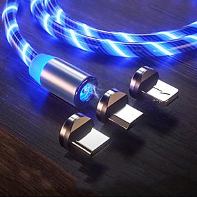 billige Smarte nyhetslys-LITBest Ledning LED ladekabel LED smart lys Streamer Usb 1pc