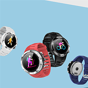 cheap Smart Watches-DT NO.1 DT08 Unisex Smartwatch Bluetooth Waterproof Touch Screen Heart Rate Monitor Blood Pressure Measurement Calories Burned ECG+PPG Timer Pedometer Call Reminder Sedentary Reminder