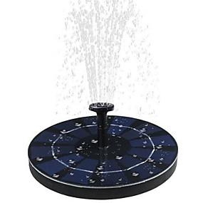cheap Home Automation & Entertainment-200M3/H Solar Power Bird Bath fountain Floating Pond Water Pump Bird Feeder