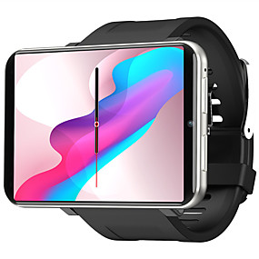 cheap Smart Watches-LEMFO LEMT Unisex Smartwatch Android iOS Bluetooth Waterproof Touch Screen Heart Rate Monitor Video Health Care ECG+PPG Timer Pedometer Call Reminder Sleep Tracker