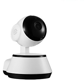 cheap Indoor IP Network Cameras-INQMEGA IP Camera Wireless 720P Home Security Surveillance CCTV Network Camera Night Vision Two Way Audio Baby Monitor V380