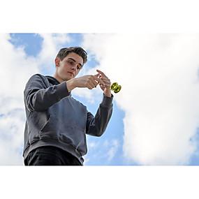 halpa toiminnalliset lelut-metalliseos jojo pallo ammattisoittaminen leluja lapsille