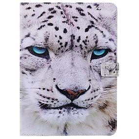cheap iPad case-Case For Apple iPad New Air 10.5 / iPad Mini 3/2/1/4/5 Wallet / Card Holder / with Stand Full Body Cases Animal PU Leather For iPad 10.2 2019/Pro 11 2020/Pro 9.7/2017/2018/iPad 2/3/4