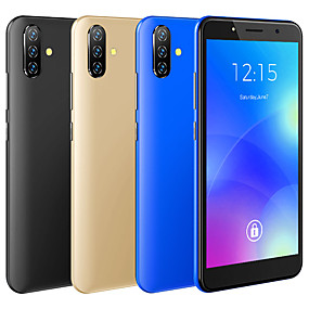 "preiswerte Handys-Psyche J5 Pro 5 Zoll "" 4G Smartphone (2GB + 8GB 8 mp MediaTek MT6580 2500 mAh mAh) / 800 x 480"