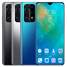 "cheap Cell Phones-NEO P40 Pro? 6.3 inch "" 4G Smartphone ( 3GB + 16GB 15 mp MT6582+MT6290 4600 mAh mAh )"