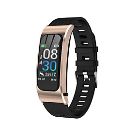 cheap Smart Watches-R21 Unisex Smartwatch Smart Wristbands Bluetooth Waterproof Hands-Free Calls Exercise Record Health Care Information Pedometer Call Reminder Activity Tracker Sleep Tracker Sedentary Reminder
