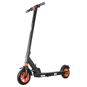 cheap Local warehouse-[EU Warehouse In Stock] KUGOO KIRIN S1 Electric Scooter 8 Tires 350W DC Brushless Motor With 3 Speed Control Max Speed 25km/h Up To 25km Range Dual Braking System APP Control