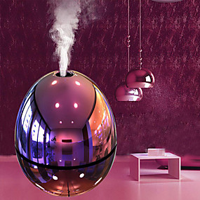 cheap Household Appliances-Mini Ultrasonic Egg Shape USB Humidifier Diffuser Office Home Air Purifier Mist Maker Aroma Essential Oil Diffuser