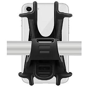 billige Bagasje til motorsykkel-motorsykkel terrengsykkel telefonmontering holder stativ tilbehør universell justerbar sykkel harley davidson styrstativ kompatibel iphone 8plus 8 galaxy s10 s10 s9 s8 pluss note 10