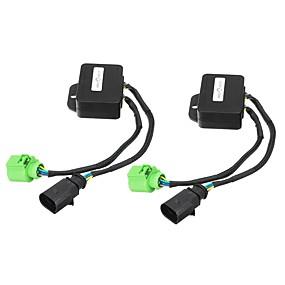 povoljno Others-2pcs svjetlosni pokazivač smjera automobila led regulator stražnjeg svjetla linija za kontrolu a4 s4 b8
