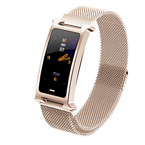 cheap Smart Watches-F8 Unisex Smart Wristbands Android iOS Bluetooth Heart Rate Monitor Blood Pressure Measurement Calories Burned Long Standby Health Care Pedometer Call Reminder Sleep Tracker Sedentary Reminder Find