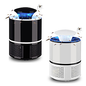 cheap Disinfection & Sterilizer-Mosquito Killer Lamp USB Electric No Noise No Radiation Insect Killer Flies Trap Lamp Anti Mosquito Lamp Home B021