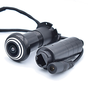 cheap Indoor IP Network Cameras-POE onvif Peephole 1080P IP Camera Sony IMX307XM530 XMEYE ICSEE Network CCTV Security Surveillance Motion Detection For Door Eye