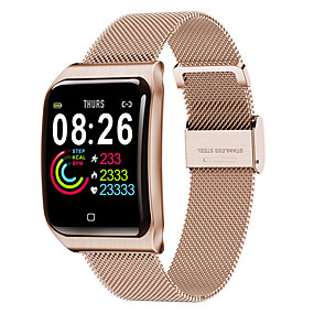 cheap Smart Watches-F9 Unisex Smart Wristbands Android iOS Bluetooth Heart Rate Monitor Blood Pressure Measurement Calories Burned Long Standby Health Care Stopwatch Pedometer Call Reminder Sleep Tracker Sedentary
