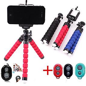 billige Mobilkamera vedlegg-LITBest Selfiestang Bluetooth Uttrekkbar Maks lengde 10 cm Til Universell Android / iOS