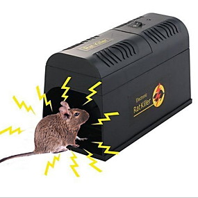 cheap Home Security System-Electronic Rat And Rodent Trap Powfully Kill And Eliminate Rats Mice Or Other Similar Rodents Efficiently And Safely