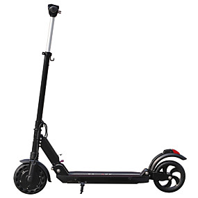 cheap Local warehouse-[EU Warehouse In Stock] AOVO S3 Folding Electric Scooter 8.5 Inch 350W Motor LCD Display Screen Smart APP Control 3 Speed Modes Max 35km/h Dual Brake