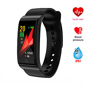 cheap Smart Watches-F4 Unisex Smartwatch Smart Wristbands Bluetooth Waterproof Heart Rate Monitor Sports Long Standby Distance Tracking Stopwatch Pedometer Call Reminder Sleep Tracker Sedentary Reminder