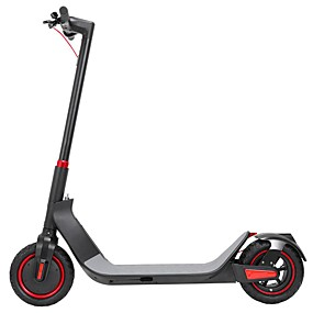 cheap Local warehouse-KUGOO G-Max Electric Scooter 10 Inch Pneumatic Tire 500W Brushless Motor Max Speed 35km/h Up To 32km Rang 10.4AH Battery