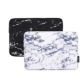 cheap Sleeves,Cases & Covers-11.6 Inch Laptop / 12 Inch Laptop / 13.3 Inch Laptop Sleeve Polyester Marble / Printing Unisex Waterpoof Shock Proof