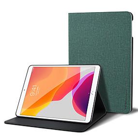 cheap iPad case-Case For Apple iPad Mini 1  iPad Mini 2  iPad Mini 3  iPad Mini 4  iPad Mini 5  360 Rotation  Shockproof  Magnetic Full Body Cases Solid Colored PU Leather  TPU
