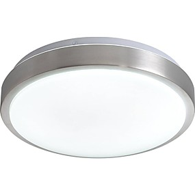cheap Ceiling Lights & Fans-34cm Colorful Single Layer Ceiling Lamp WIFI SMART APP Dimmer Ceiling Lamp Compatible With Google Alexa Home