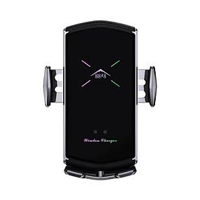 رخيصةأون شواحن لاسلكية-شاحن سيارة E6 مع رأس شفط مغناطيسي متعدد الوظائف لهاتف ذكي يدعم الشحن اللاسلكي السريع مناسب لجميع الهواتف المحمولة