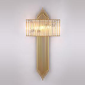 저렴한 벽 스콘-소형 작풍 현대 벽 램프& sconces 상점 카페 사무실 금속 벽 조명 IP44220-240V 40W