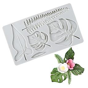 cheap Decorating Tools-Turtle Leaf Silicone Mold Plant Fondant Mould Cake Decorating Tools Chocolate Gumpaste Sugarcraft Kitchen Gadgets
