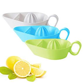 abordables herramientas de cocina novedad-exprimidores manuales mini taza de jugo de frutas de grado alimenticio exprimidor doméstico herramienta de exprimido de limón naranja 2 en 1