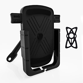 povoljno Prtljaga i torbe za motor-Držač crnog nosača otključajte u jednom sekundarnom modelu zaštite telefona s višestrukim zaštitnim nosačem motocikla od aluminijske legure bez punjača