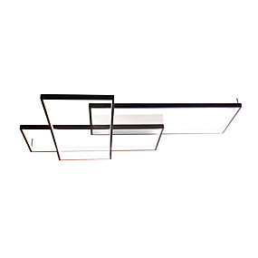 cheap Dimmable Ceiling Lights-1-Light 68 cm Wall Light / Flush Mount Lights Aluminum Linear Painted Finishes Modern Contemporary 85-265V
