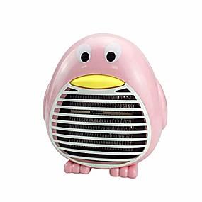 halpa Älykoti-tilaalämmitin kannettava lämmitin henkilökohtainen lämmitin tuuletin sähköinen pieni keraaminen lämmitin toimistohuoneen pöytään kotiovelle, ylikuumenemissuojalla