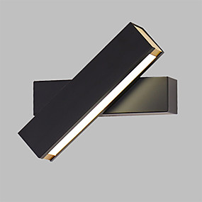 cheap Vanity Lights-3W LED Wall Lights 20cm Bedside Lamp Angle-Adjustable Hallway Bedroom Hotel Rooms Simplicity Vanity Light