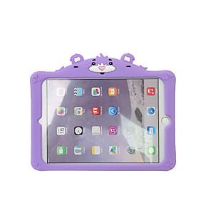 cheap iPad case-Case For Apple iPad 10.2 2019 iPad Air iPad Air 2 iPad Pro 12.9 iPad Pro 11 iPad Pro 10.5 iPad Pro 9.7 iPad 2 3 4 with Stand Pattern Back Cover Animal Cartoon Silica Gel