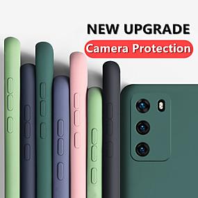 cheap Samsung Case-Liquid Silicone Rubber Soft Case for Samsung Galaxy S20 S20 Plus S20 Ultra S10 S10 Plus S10E S9 S9 Plus S8 S8 Plus Note 10 Note 10 Plus A10 A20 A30 A50 A70 A21S A30 A41 A51 A71