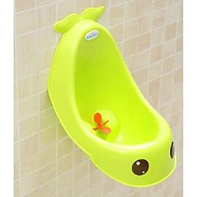 Χαμηλού Κόστους Φροντίδα μωρού-γιογιό προπόνηση ουρητήριο για αγόρια με διασκέδαση με στόχο τα παιδιά γιογιό κάθισμα για εκπαίδευση στην τουαλέτα (πράσινο)