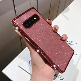 cheap Samsung Case-Case For Samsung Galaxy Galaxy A11 M11 A21 A41 A70E A71 5G A51 5G A21S A31 M31 Glitter Shine Back Cover Glitter Shine TPU