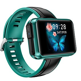 cheap Smart Watches-696 T91 Unisex Smartwatch Smart Wristbands Bluetooth Touch Screen Heart Rate Monitor Blood Pressure Measurement Hands-Free Calls Message Control Call Reminder Activity Tracker Sleep Tracker Sedentary