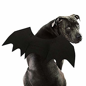 cheap Pet Costumes-dog bat costume - halloween pet costume bat wings cosplay dog costume pet costume for party