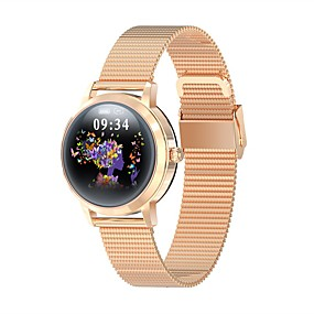 cheap Smart Watches-LW10 Women's Smartwatch Bluetooth Heart Rate Monitor Blood Pressure Measurement Calories Burned Health Care Blood Oxygen Monitor Pedometer Call Reminder Sleep Tracker Sedentary Reminder Find My Device