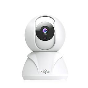 cheap Indoor IP Network Cameras-Hiseeu 1080P Home Security IP Camera Wireless Smart WiFi Camera Audio Record Baby Monitor HD Mini CCTV Camera ModelsFH3C (1080P)