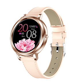 cheap Smart Watches-MK20 Women's Smartwatch Bluetooth Heart Rate Monitor Blood Pressure Measurement Sports Calories Burned Health Care Pedometer Call Reminder Sleep Tracker Sedentary Reminder Find My Device
