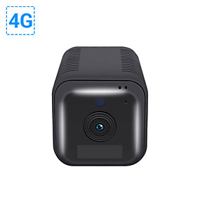cheap Indoor IP Network Cameras-ESCAM G20 1080P Full HD Rechargeable Battery  PIR Alarm 4G Sim Camera
