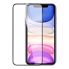 cheap iPhone Screen Protectors-Full Cover Tempered Glass for iPhone 12 11 Pro Max SE XR X XS Max Screen Protector for iPhone 12 11 XR 7 8 6 Plus Glass