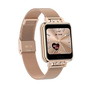 cheap Smart Watches-ZL13 Women's Smartwatch Bluetooth Heart Rate Monitor Blood Pressure Measurement Calories Burned Health Care Anti-lost Pedometer Call Reminder Sleep Tracker Sedentary Reminder Find My Device